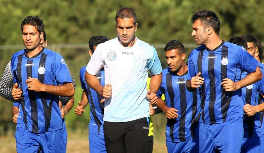 Farhad Majidi to Wear the Captain's Armband for Esteghlal FC