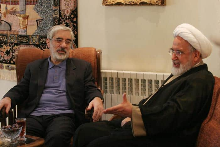 House Arrest of Mir-Hossein Mousavi and Mehdi Karroubi is not good for Islamic Republic