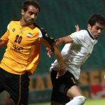 Ahmad Jamshidian, Sepahan FC