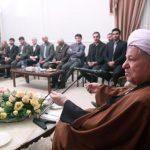 Akbar Hashemi Rafsanjani Criticizes Ahmadinejad's Political View