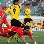 Esmaeil Sharifat, the winger of Foolad FC