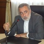 Hossein Sheikholeslam, member of the Islamic Consultative Assembly