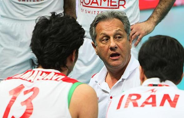 Julio Velasco Iran was the Best Choice for me