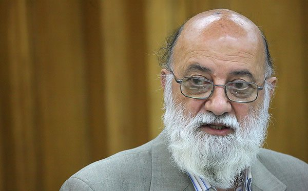 Mehdi Chamran, the Chairman of the City Council of Tehran