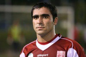 Mehdi Kiani, the current midfielder of Tractor Sazi Tabriz