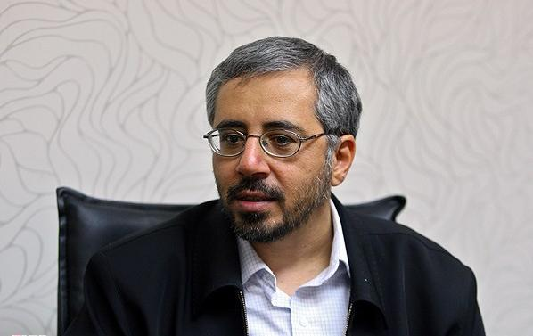 Kamran Bagheri Lankarani, Iranian politician and the former Minister of Health and Medical Education