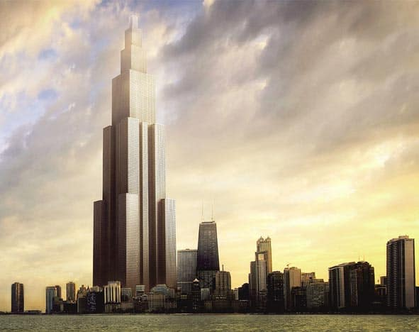 Lofty Ambition To Build Tallest Tower In Just 7 Months