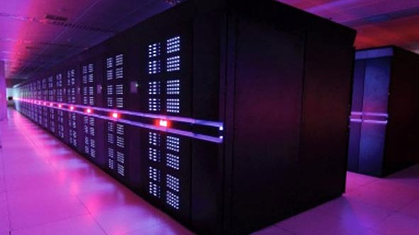 Chinese Switch On World's Fastest Supercomputer