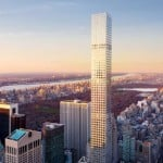New York's tallest building is city's plushest address