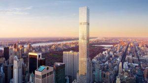 New York's tallest building is city's plushest address