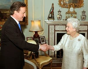 Queen Delivers the Last Broadcast