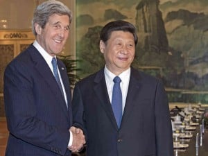 China Moves to Publicly Welcome Alliance with America