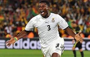 Ghana's Asamoah Gyan didn't Perform Ritual Sacrifice on Best Friend
