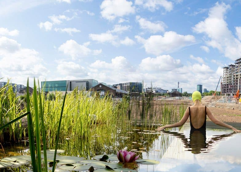 All Natural Swimming Pool Set To Open In King S Cross Pars Herald