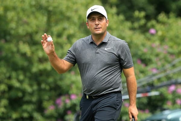 Molinari breaks Italy's majors duck - English